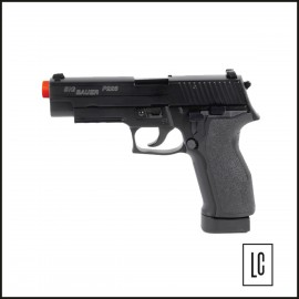 Pistola de Airsoft GBB/Co² Sig Sauer P226 - 6mm - Cybergun