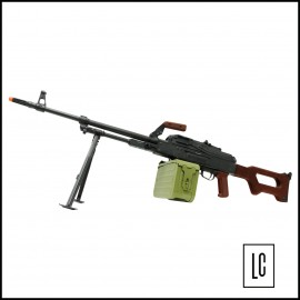 Rifle Airsoft PKM - 6mm - A&K