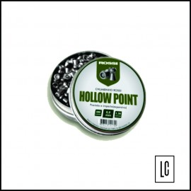 Chumbinho Rossi Hollow Point - 6mm - 200 Unidades
