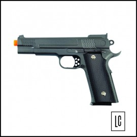 Pistola Airsoft G20 Full Metal - 6mm - Galaxy