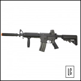 Rifle Airsoft M4 RIS CQB - 6mm - A&K