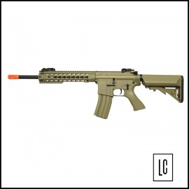 Rifle Airsoft M4A1 CM515 Tan - 6mm - Cyma
