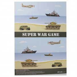 Alvo War Game Super Alvos