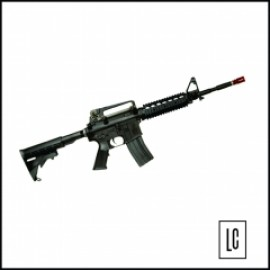 Airsoft Colt M4 RIS King Arms