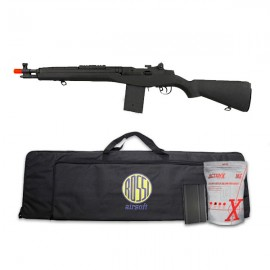 Airsoft DMR M14 Scout CM032F + Kit LC