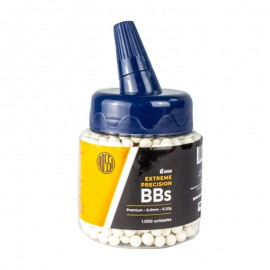 Airsoft BBs 0.20 Rossi 1000 Unidades