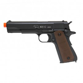 Pistola Airsoft GBB M1911 A1 R31C Full Metal BlowBack Army