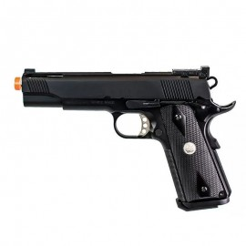 Pistola Airsoft GBB M1911 V12 R30 Full Metal BlowBack Army