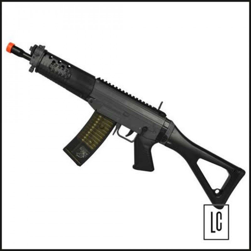 rifle airsoft sig sauer 552 commando 6mm swiss arms